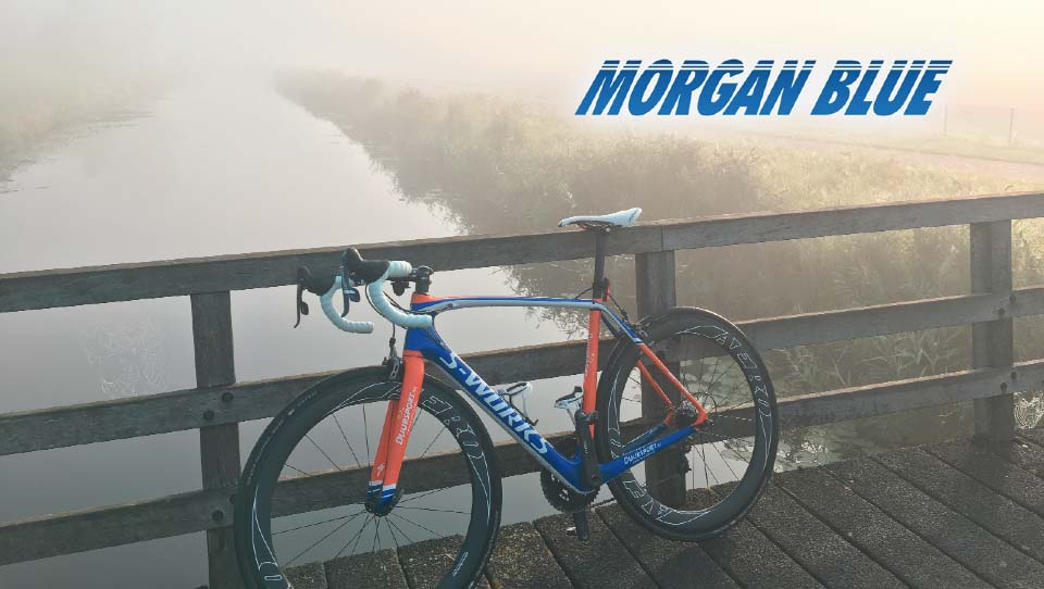 Morgan Blue - De Nr1 in fietsonderhoud & sportverzorging!