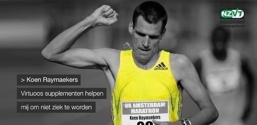 Marathon van Amsterdam – Koen Raymaekers