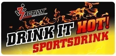 3Action Sports Drink - Drink it Hot!