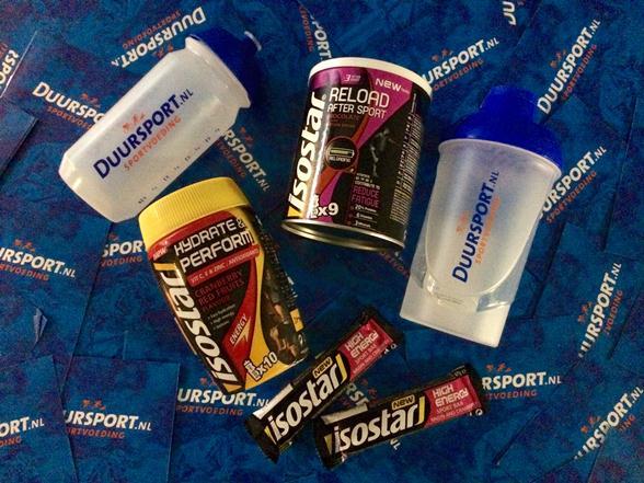 Isostar - 3 nieuwe producten!