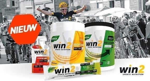 Win2, de nieuwe hype in sportvoeding?