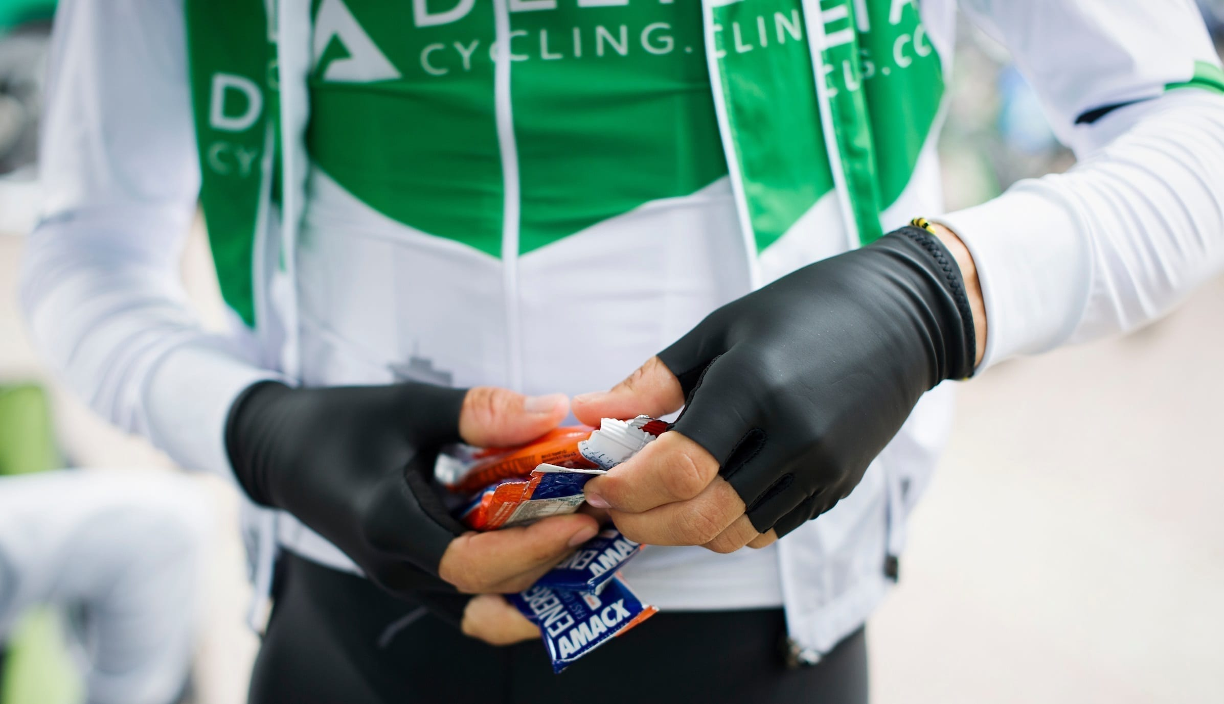 Voeding voorbereiding voor Cyclo