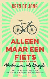Voorspel & win het wielerboek: Alleen maar een fiets