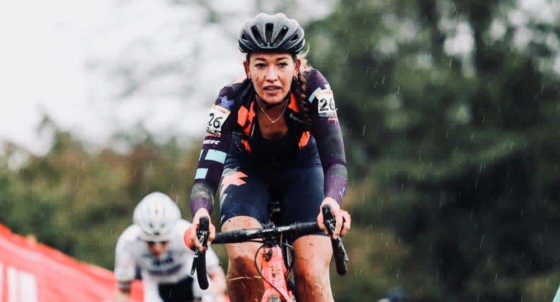 Cyclocross, Sophie de Boer powered by Wcup Sportvoeding