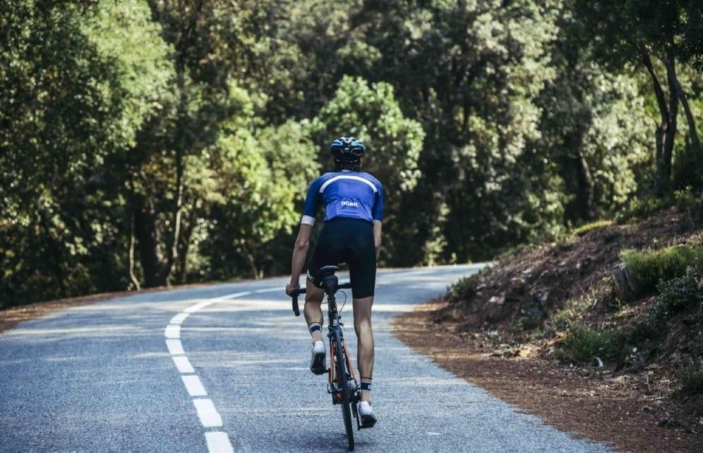 Vlijmscherpe trainingsstage voor wielrenners