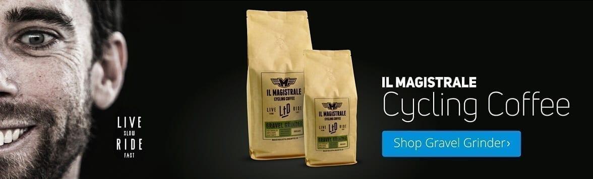 LtD Gravel Grinder - Laurens ten Dam koffie