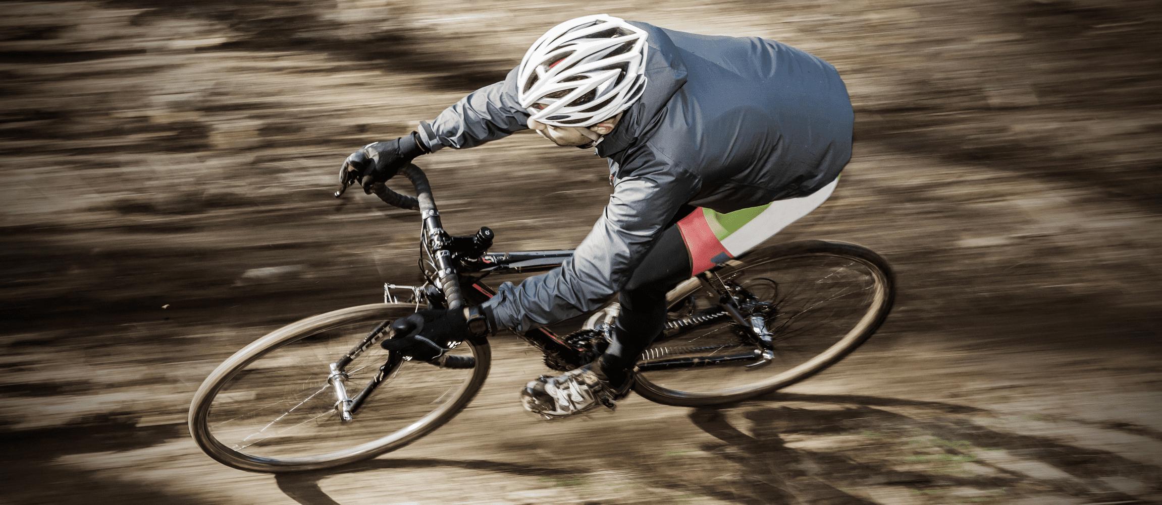 Omgaan met tegenslagen op de fiets