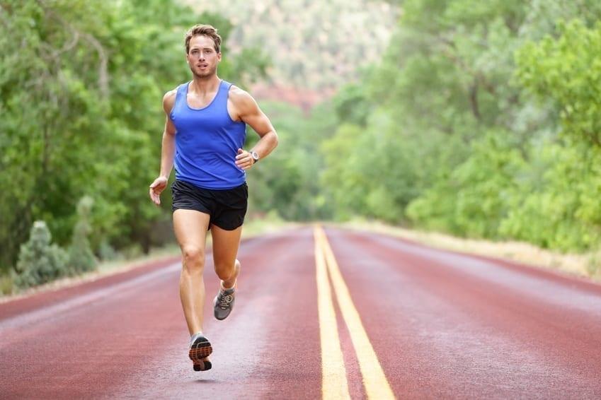 Sportvoeding hardlopen