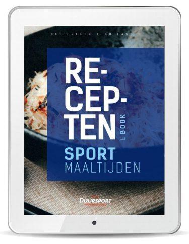 ebook recepten sportmaaltijden