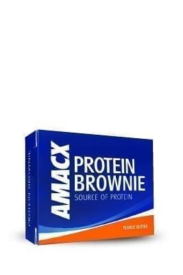 amacx protein brownie, eiwitreep, eiwitbrownie