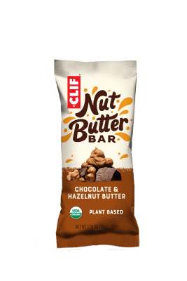 Clif Nut Butter Bar chocolate & Hazelnut butter