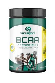 NatuSport BCAA poeder
