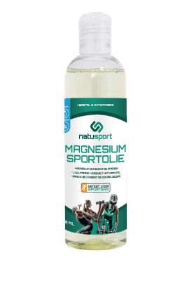 NatuSport Magnesium sportolie