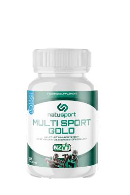 NatuSport Multi Sport Gold