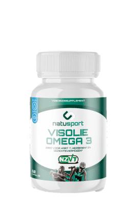 NatuSport Visolie omega3