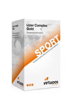 Virtuoos IJzer Complex Gold