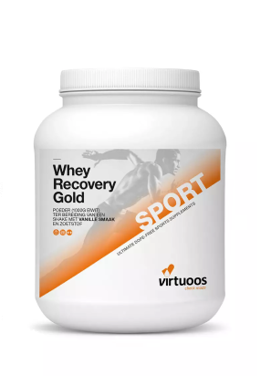 Virtuoos Whey Recovery Gold