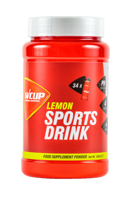 Wcup Sports Drink Lemon
