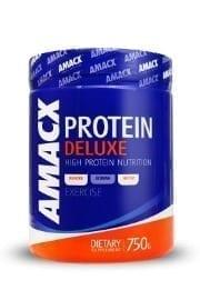 amacx protein deluxe, eiwitshake, whey eiwit, whey protein