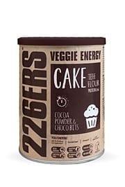 226ERS Veggie Energy Cake