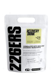 226ers recovery drink yogurt lemon