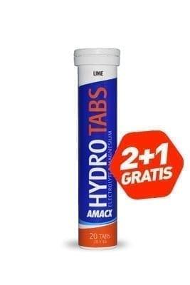 Amacx Hydro Tabs