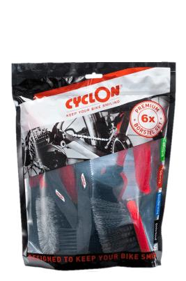 Cyclon - Borstelset deal