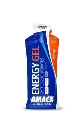 amacx, energy gel, energie gel