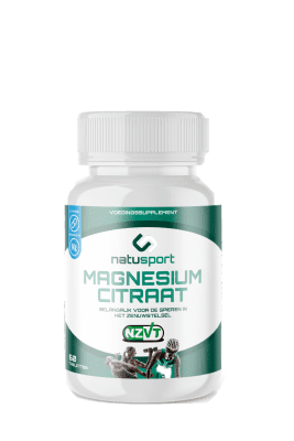 NatuSport Magnesiumcitraat