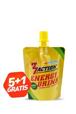 3Action Energy Drink Gel