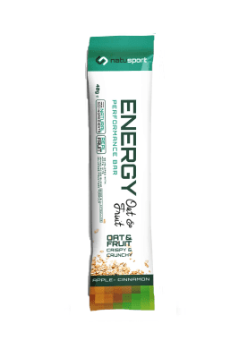 NatuSport Energy Performance Apple Cinnamon