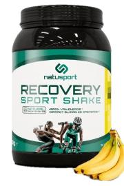 NatuSport Recovery Sport Shake Banana