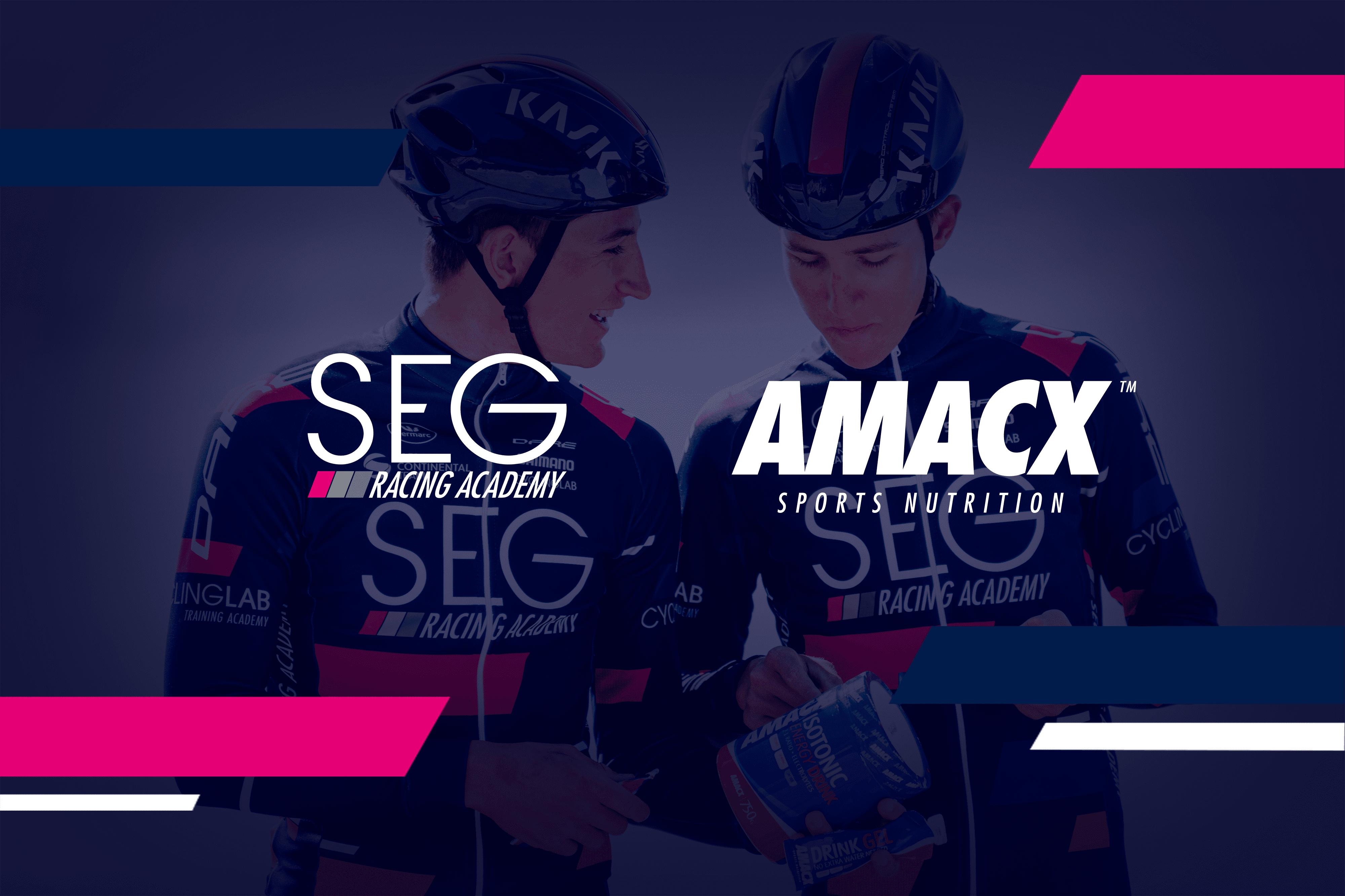 SEG Racing Academy - Amacx Sports Nutrition