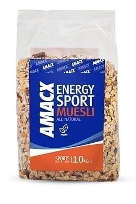 Amacx Energy Sport Muesli 1,0 kg - Sportontbijt