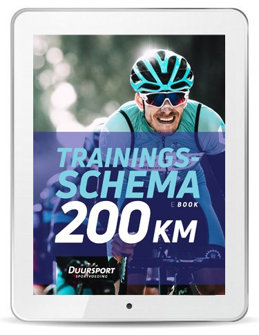 200 km fietsen