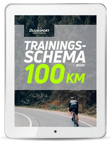 100km fietsen