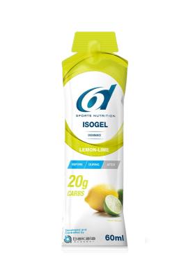 6d isogel lemon lime