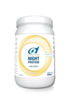 6d Night Protein Vanilla