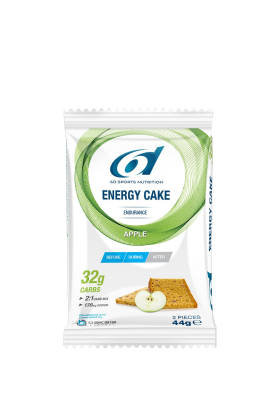 6d energy cake apple
