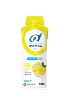 6d energy gel lemon
