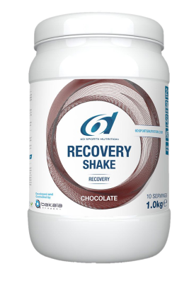 6d recovery shake chocolate