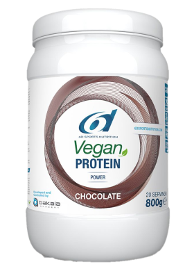 6d vegan protein chocolate