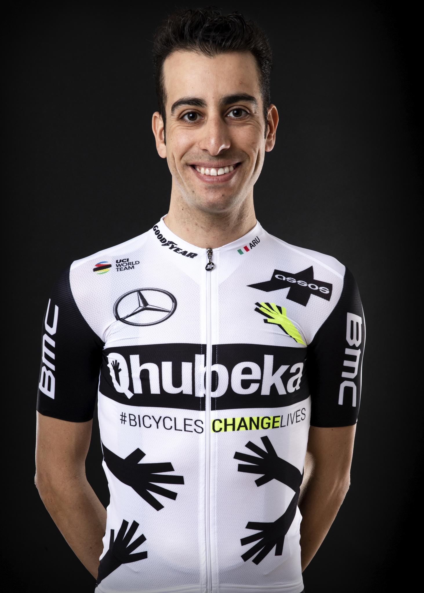 Fabio Aru - Team Qhubeka Assos