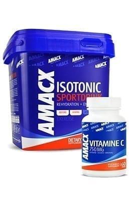 Combi deal Isotonic en vitamine C