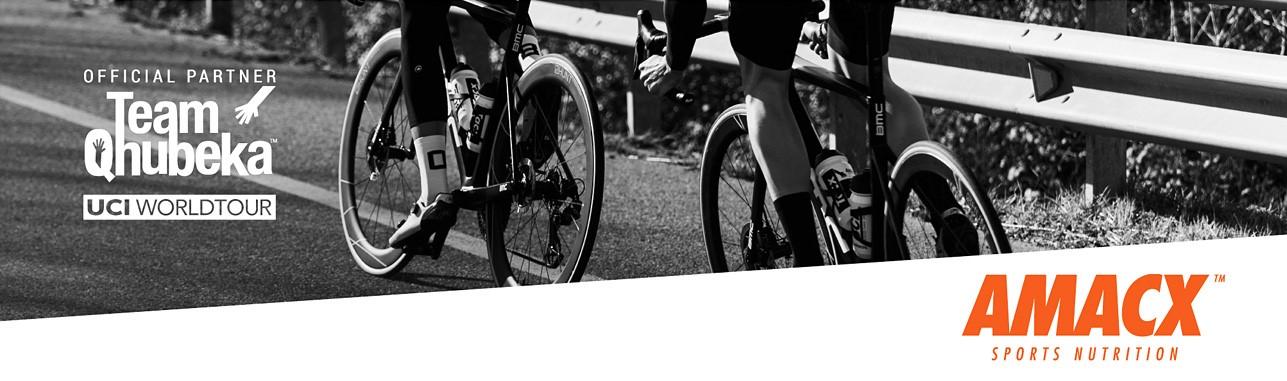Amacx Sportvoeding - Team Qhubeka Assos